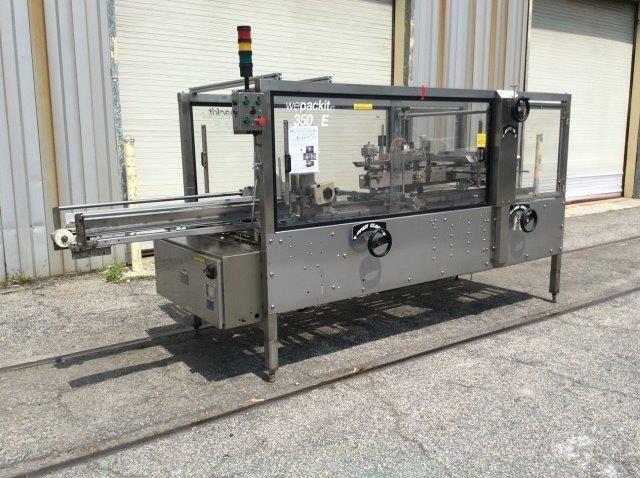 Wepackit 350E CASE ERECTOR / TAPER