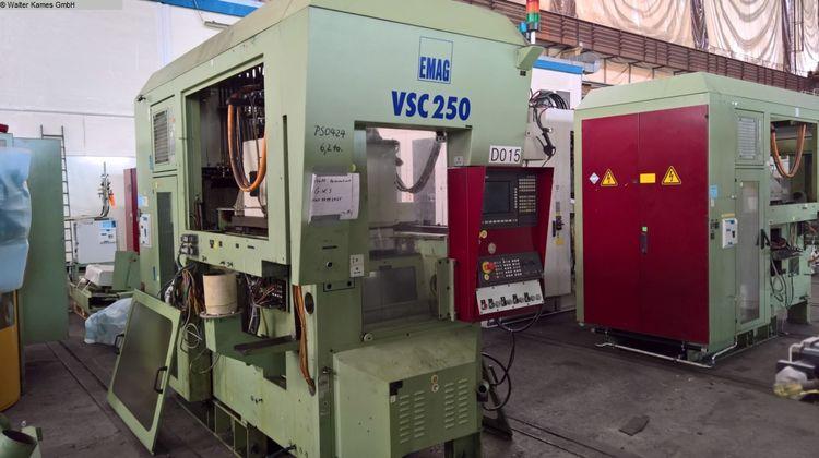 Emag VSC 250 Vertical Turning Machine