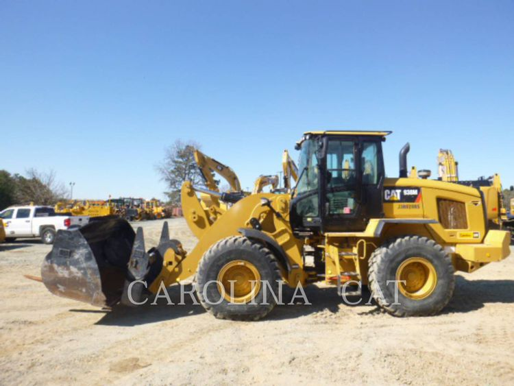 Caterpillar 938M Wheel Loader