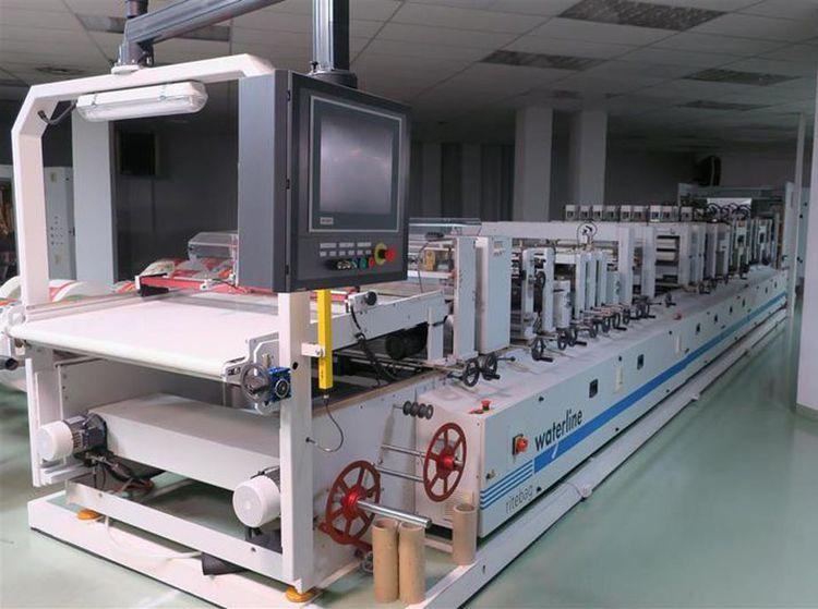 Waterline RITEBAG 1200-S-LP Pauches and vacuum bag making