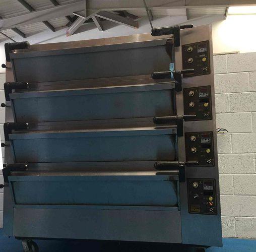 Mono Deck Oven