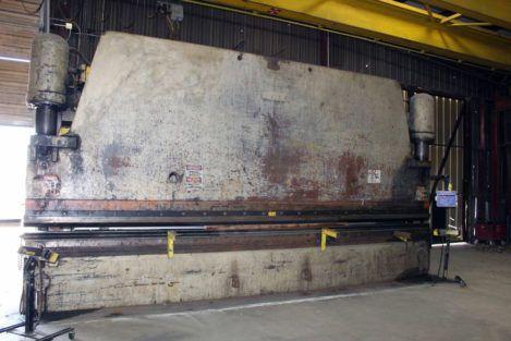 Pacific K350-22 350 Ton