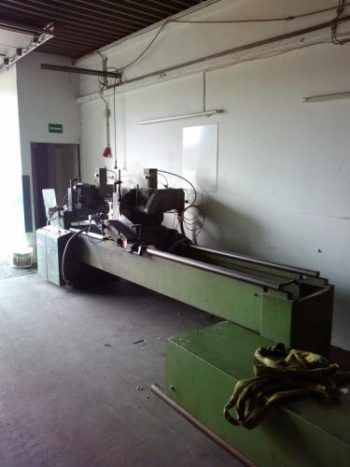 Eisele LMS III - D Saw, Double saw, Metal cutter