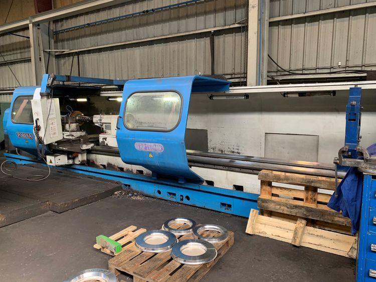 Poreba Siemens 840-D 800 rpm TRP 110 MN x 6000 2 Axis