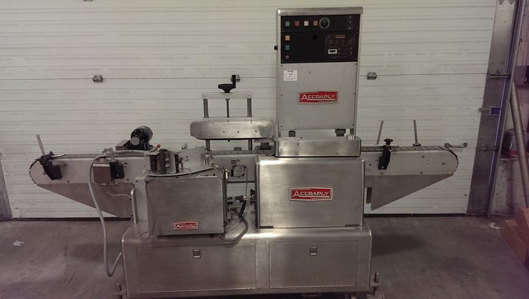 Accraply 4000R , Wrap Labeler