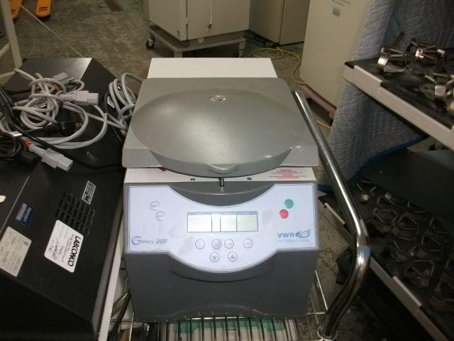 VWR Galaxy 20R, Refrigerated Microcentrifuge