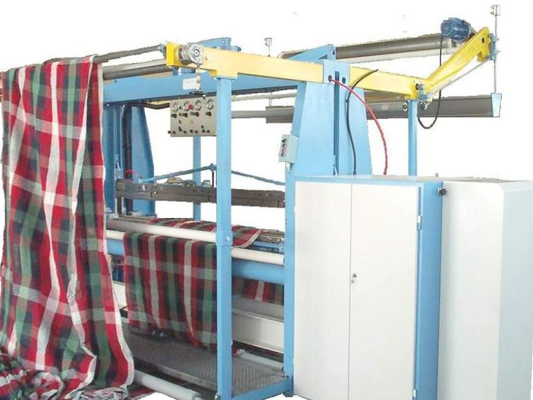 Nuovo pignone FRINGING MACHINE