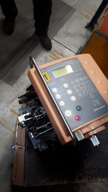 3 Staubli TOPMATIC 210 / 310 Knotting machines