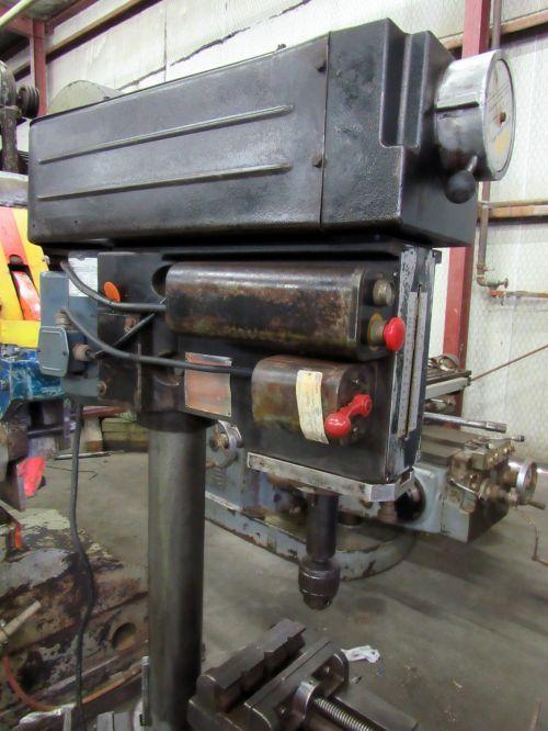 "Dayton 6W282 VARIABLE SPEED 20"" FLOOR MODEL DRILL PRESS 2000 rpm"