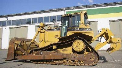 Caterpillar D6R XL mit Ripper Bulldozer