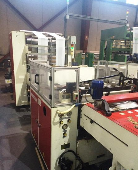 Hemingstone HM 800 ST2 Bag making machine