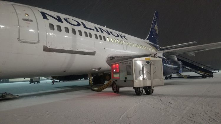 Nordic D120R Aircraft Heater