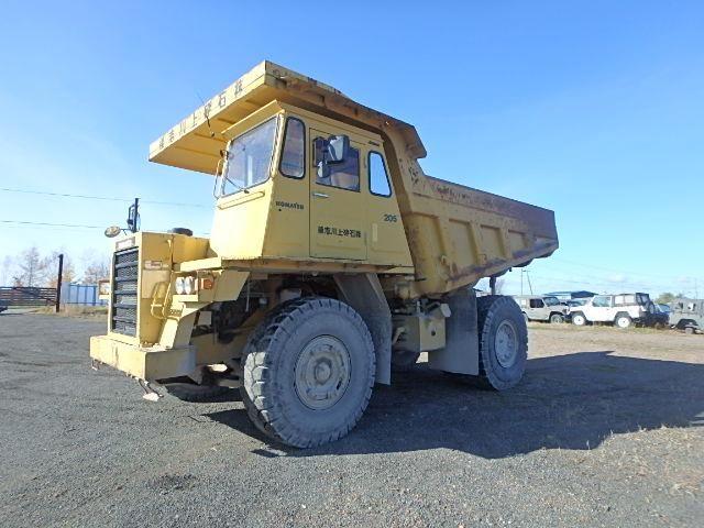 Komatsu HD205 Rigid Dump Truck