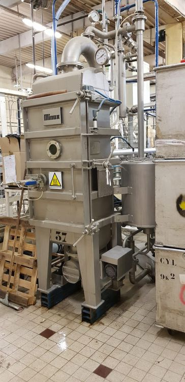Minox MN 10 hank deying cabinet  Sample dyeing
