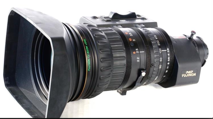 Fujinon HA25x16.5 Lens