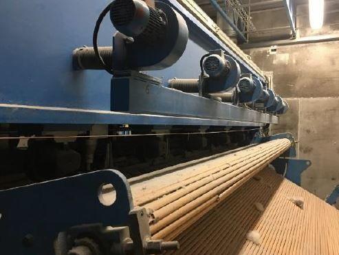 2N Finishing needle loom
