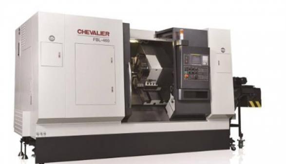 Chevalier Fanuc Max. 1400 rpm FBL-460B 2 Axis