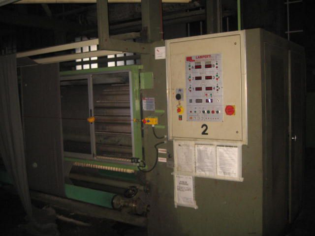 Lamperti GB/L84 220 30 cylinders