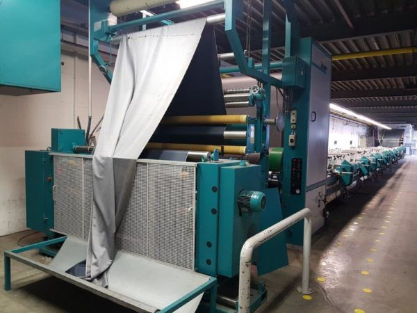 Buser F7E1680/30R 160 Cm Flat Bed Printing