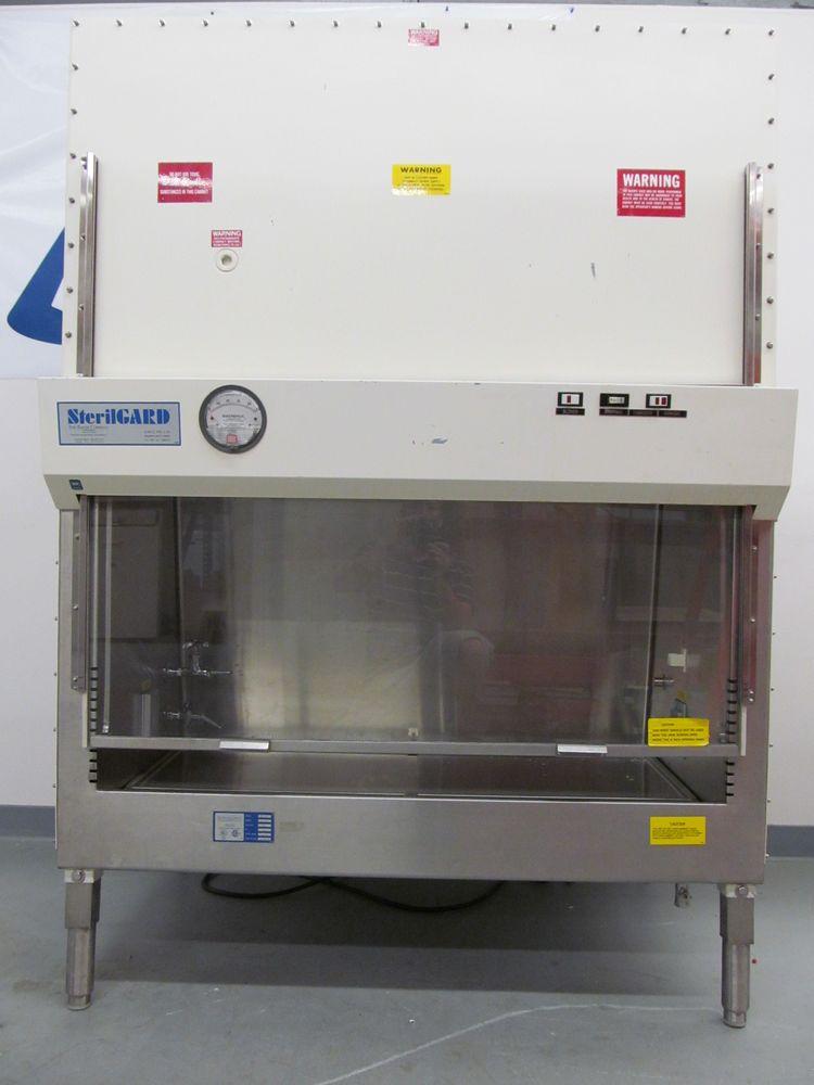 Baker Sterilgard Sg 400 Biosafety Cabinet Tissue Culture