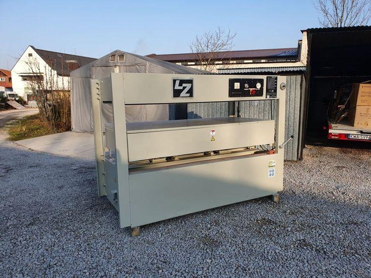 LZ Hydraulic shelf press