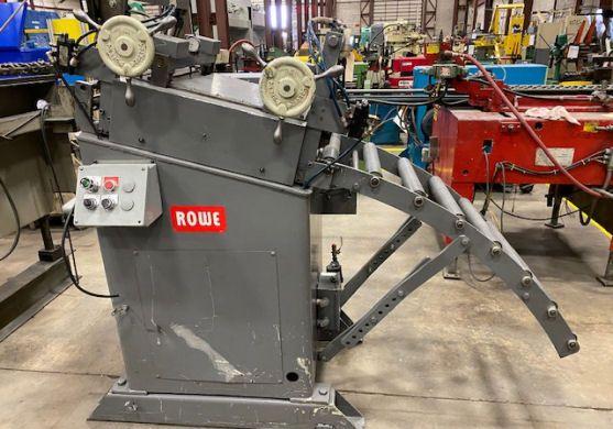 "Rowe no. B-15 18"" X .165"" ROWE COIL STRAIGHTENER"