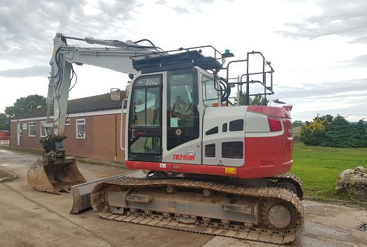 Takeuchi TB2150R Excavator