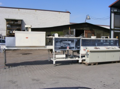 Doboy thermo tunnel packing machine