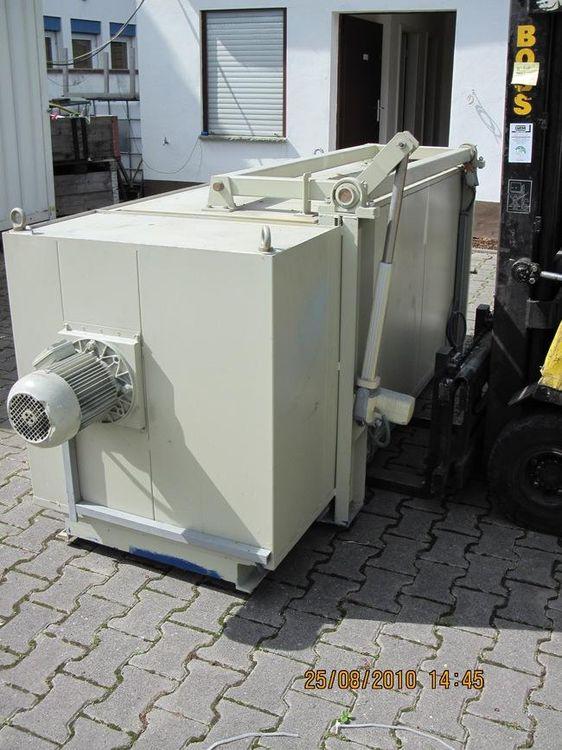 Others TRU 350/3-15-6, Industrial Furnace