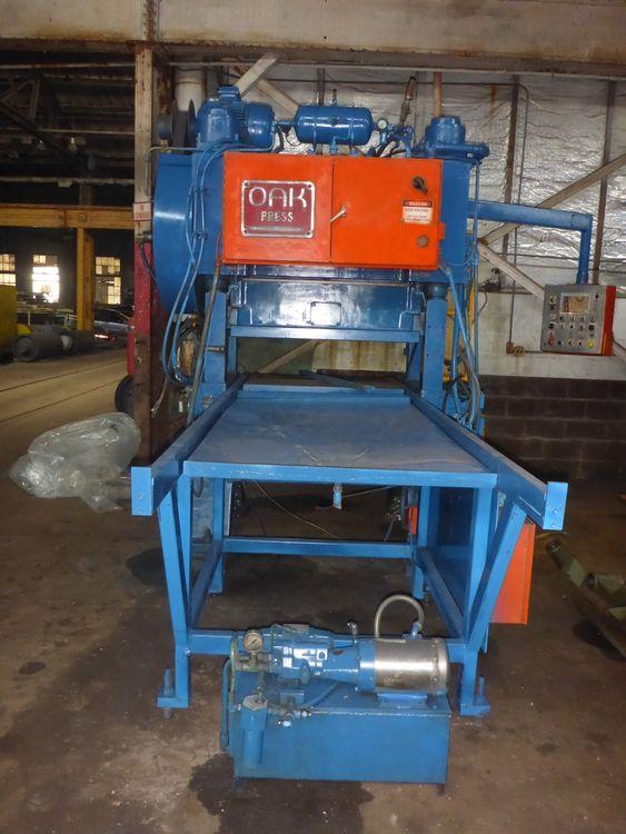 OAK FP2-48 Fin Press Line 60 Ton