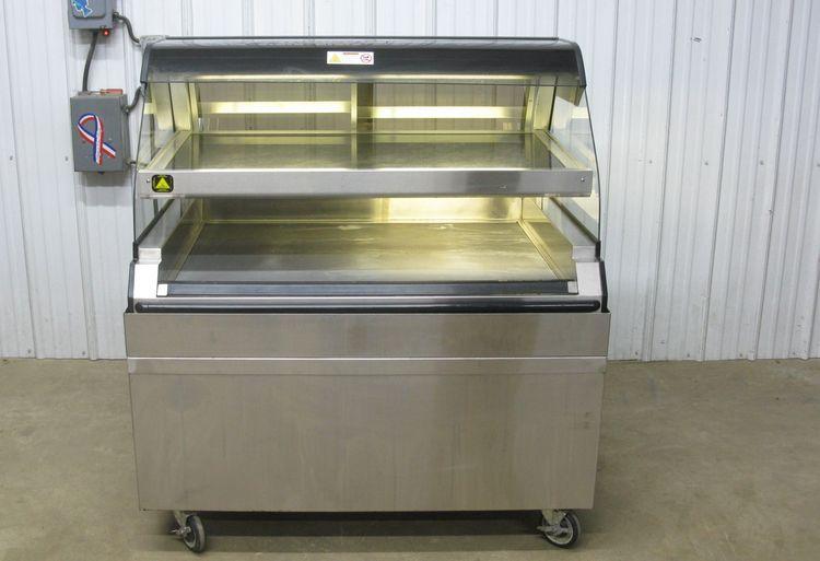 Alto Shaam ED2-48/2S Deli Display Case Hot Food Merchandiser