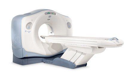 GE CT Scanner GE LightSpeed VCT 64