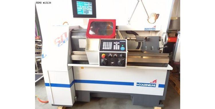 Cazeneuve CNC Control 3000 rpm OPTICA 360 2 Axis