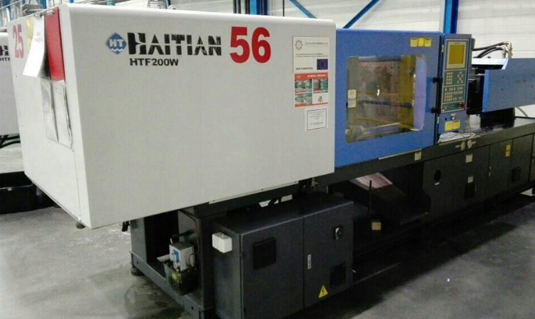 Haitian Injection moulding machines 200 T