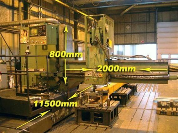 MAS, TOS VSP 50 CNC 300 mm 3150 rpm