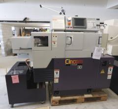 Citizen FANUC 12000 rpm CINCOM B 12 VI 2 Axis