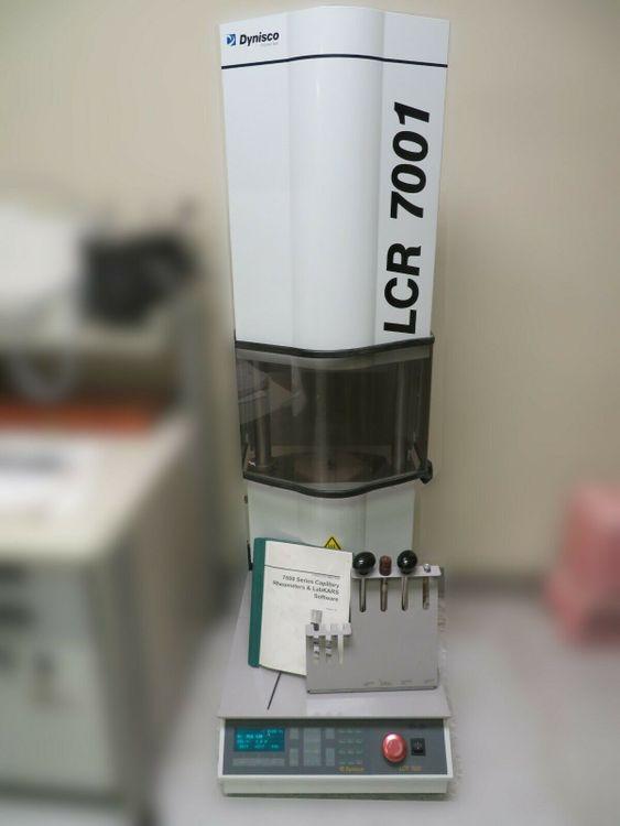 Dynisco LCR 7001 Laboratory Capillary Rheometer