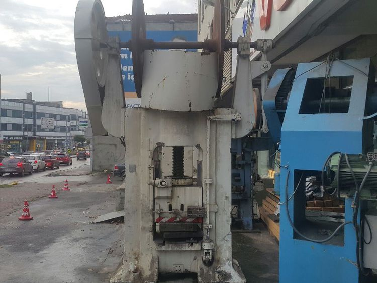 FRICTION PRESS 160 tons
