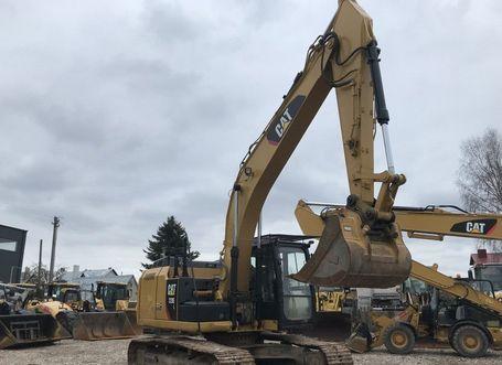 Caterpillar 320E Tracked Excavators