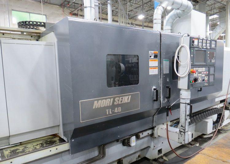 Mori Seiki MSC-518 Control Unit 20-2,000 RPM TL40B 3000 2