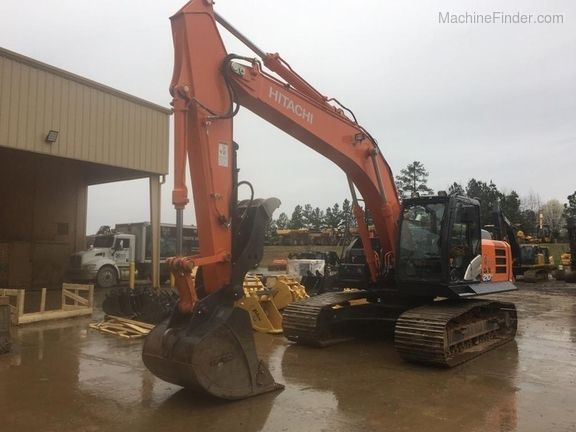 Hitachi ZX210LC-6 Excavators