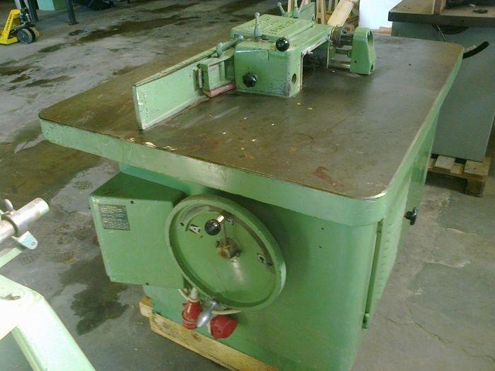 Hemag Milling machine