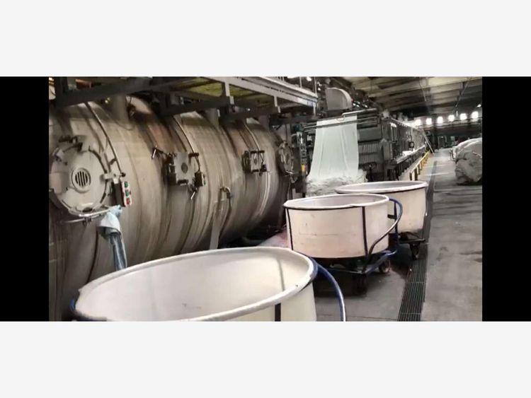 Mcs MULTIFLOW MF 6 J HT 900 Kg Jet dyeing