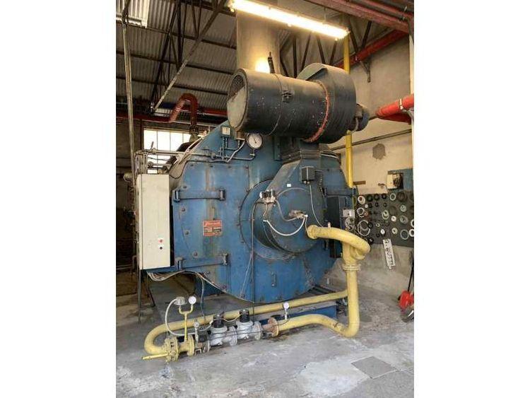 Bono SG 8000/15 Steam-Matic 8000 kg/h