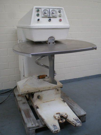 Kemper ST 125 A spiral mixer