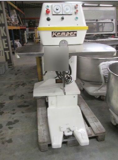 Kemper SP 125 spiral mixer
