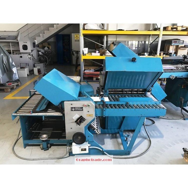 Herzog U. Heymann Folding machine