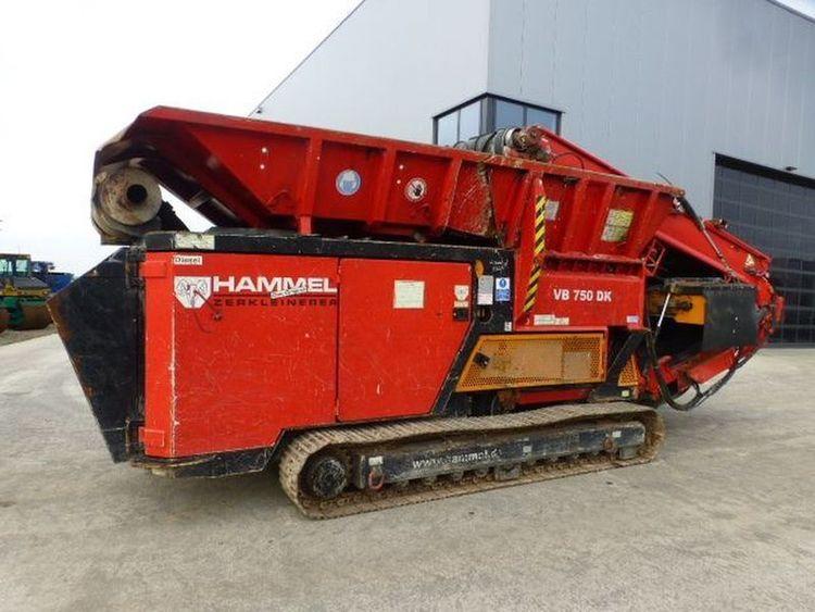 Hammel VB750 DK Shredder