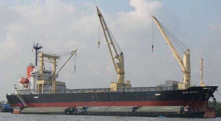General Cargo Bulker DWT 10090
