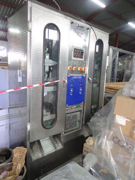 FILPACK 5000 milk filling machine
